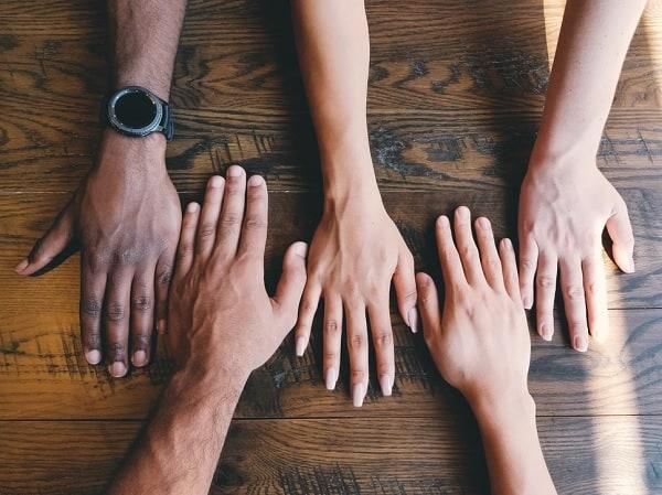 multi racial